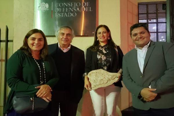 Nuevo Centro Paleontológico tendrá la región de Atacama, luego de que el Senador Prohens apelara a recursos ante el Consejo de Defensa del Estado