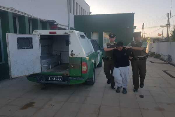 Servicios extraordinarios de carabineros dejaron 11 detenidos en Caldera
