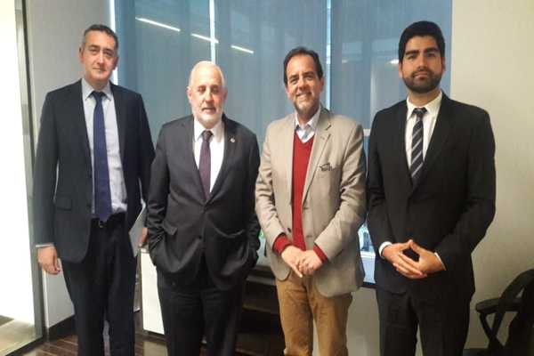 Diputado Mulet (FRVS) se reunió con Fiscal Nacional por proyecto que busca aumentar las penas al microtráfico