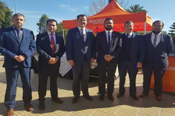 Microempresarios de BancoEstado de Vallenar se informaron acerca del Eclipse Solar en la Provincia del Huasco