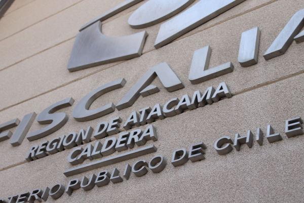 Fiscalía formalizó a autor de robo de vehículo en Caldera y obtuvo prisión preventiva