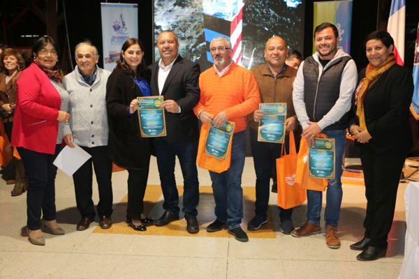 Alcaldes y concejales de ciudades puertos se reunieron en Caldera