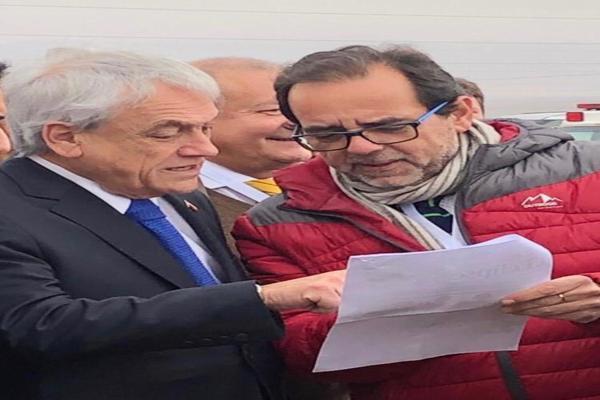 "Diputado FREVS Jaime Mulet: ""Presidente Piñera se equivocó al no decretar día feriado por eclipse solar en Atacama"""
