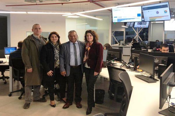 Diputada Sofía Cid visitó junto al Alcalde de Copiapó Marcos López, las instalaciones del Hospital Digital, destacando sus múltiples beneficios