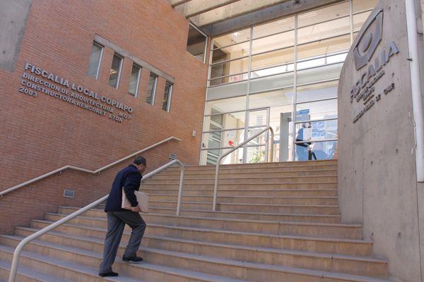 Formalizados por el delito de robo con violencia cumplirán medida cautelar de prisión preventiva