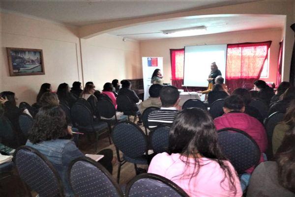 Servicio de Salud Atacama lideró exitosa jornada Macro Zonal del programa Vida Sana