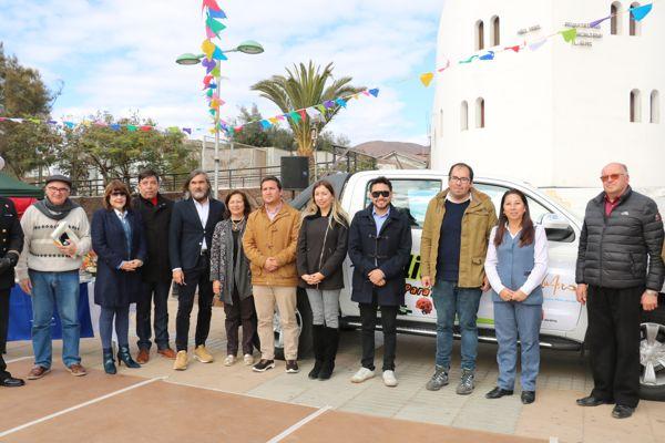 Bibliomovil recorrerá localidades más apartadas de Huasco