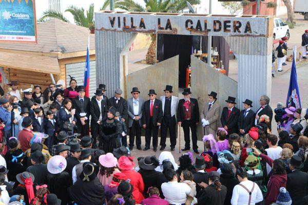 Seremi de las Culturas destaca puesta en valor del Patrimonio en la XV Fiesta de la Recreación en Caldera