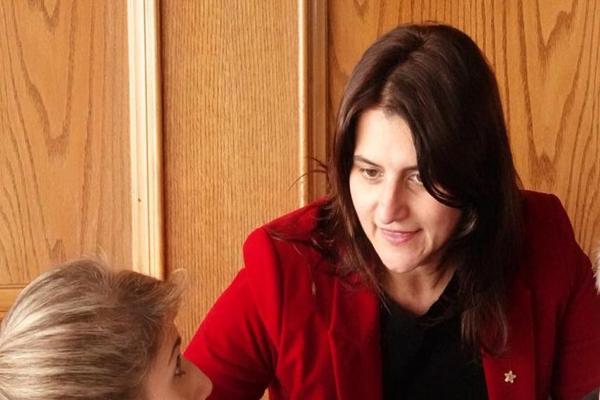Diputada Sofía Cid solicitó a autoridades nacionales contar con apoyo del Ejército en la búsqueda y más recursos en la investigación de los casos de Catalina, Marina y Tanya.