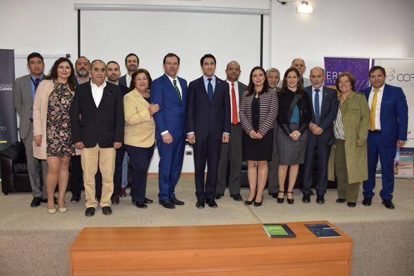 Gobierno Regional lanza Estrategia de Desarrollo para Atacama