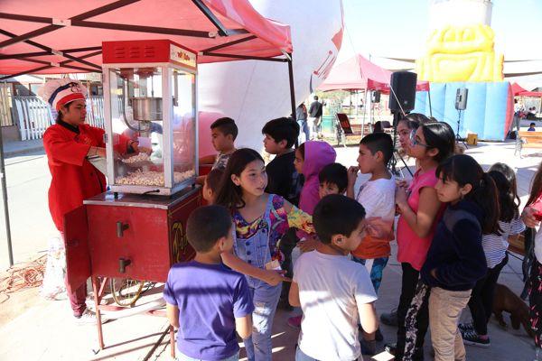 Con gran fiesta ciudadana Municipio de Copiapó celebrará el Día del Niño y la Niña
