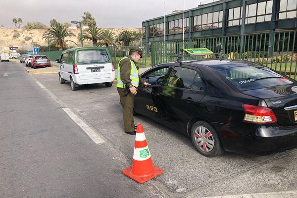 Carabineros previene el robo de vehículos en conductores de Vallenar