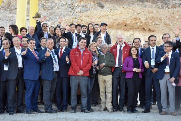 Con visita a la Mina San José de Copiapó se dio inicio a la Semana Minera APEC Chile 2019