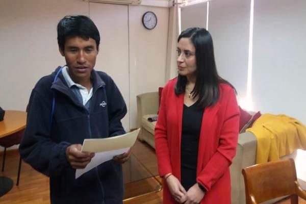 Gobernadora de Copiapó, Paulina Bassaure: