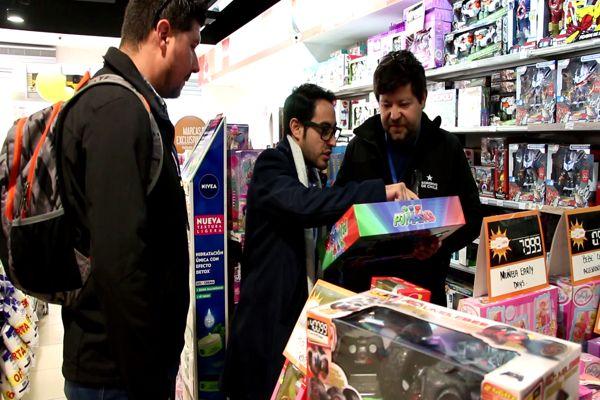 Seremi de Salud entregó recomendaciones para elegir juguetes seguros en el día del Niño