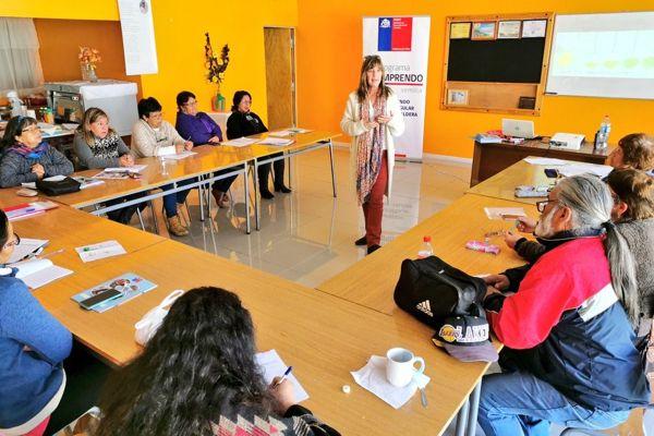 FOSIS supervisa en terreno emprendimientos de Chañaral