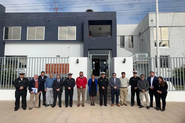 Seremi de Economía junto a Instituciones Públicas y Agentes de Naves lideran reuniones para conformar primera Mesa Regional de Cruceros de la Región de Atacama