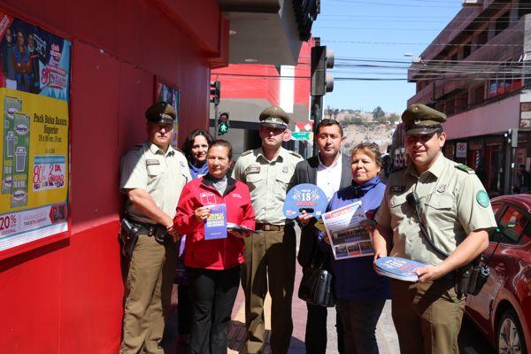 Gobernadora del Huasco Nelly Galeb Bou entregó recomendaciones para estas Fiestas Patrias