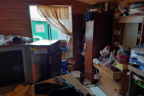 Carabineros detuvo dos individuos que ingresaron a robar a vivienda de Domeyko