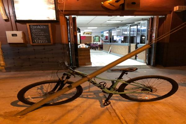Carabineros recupero bicicleta robada en mayo pasado
