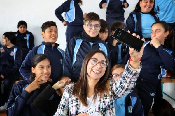 """Seremi de Gobierno explicó detalles del Plan """"Aprender a tiempo"""" y proyecto de ley de Integración Social y Urbana"""