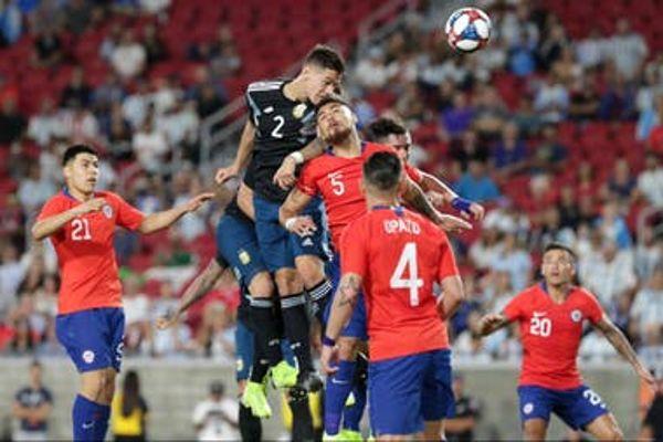 La selección chilena se prepara para el enfrentar este martes a Honduras