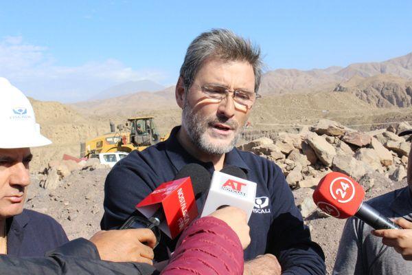 Con cámaras de video en faena minera continuó búsqueda de Catalina Alvarez en Copiapó