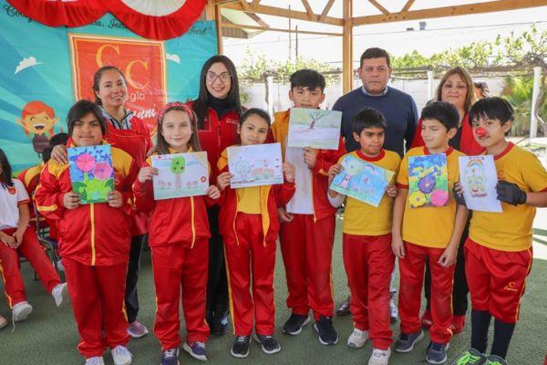 Seremi de Gobierno y Colegio Capianni invitan a participar en concurso nacional infantil de pintura COP25