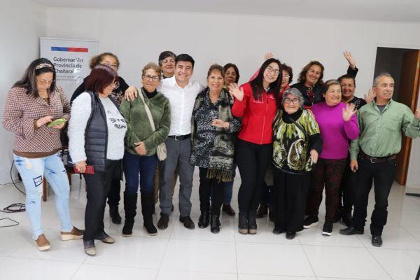 Dirigentes Sociales de Chañaral recibieron asesoría E-Learning para continuar curso gratuito de liderazgo social