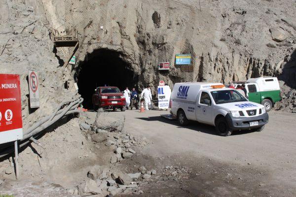 Fiscalía dirige investigación por fallecimiento de trabajador en faena minera de Tierra Amarilla