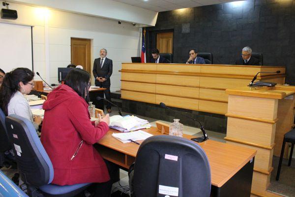 Fiscalía obtuvo condena unánime en caso   de adolescente que acuchilló a su ex polola