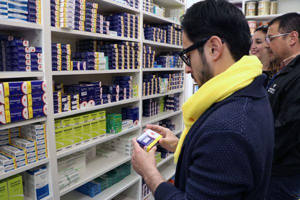 #ExigeElAmarillo: Seremi de Salud (S) continúa fiscalización a farmacias para asegurar venta de bioequivalentes