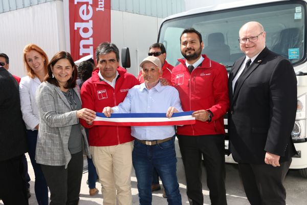 En Caldera inauguran planta de proceso de productos del mar con aporte de minera candelaria