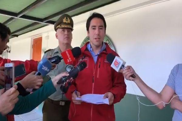 Gobernador Urcullu valora actuar de la comunidad local ante situación del país
