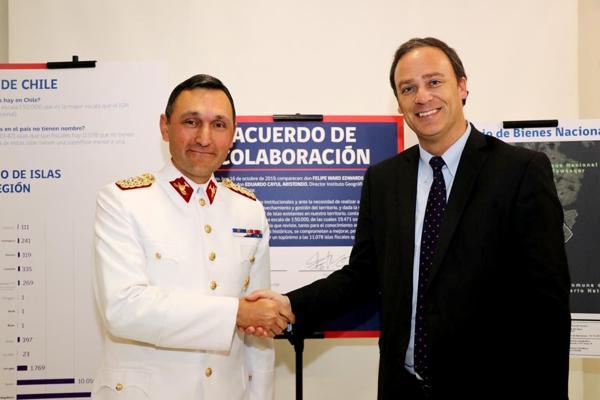 Atacama contaría con 319: Ministro Felipe Ward junto al IGM dan a conocer inédito catastro actualizado de islas en Chile