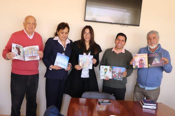 Inician proyecto de capacitación y creación de textos didácticos para combatir el abuso sexual infantil en Atacama