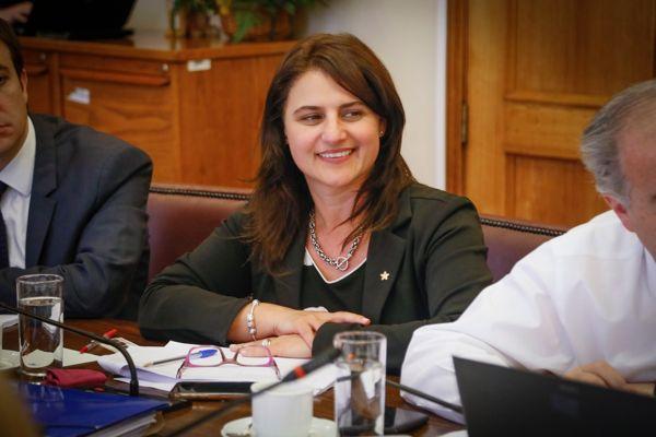 Diputada Sofía Cid apoya cambio en la Ley que penaliza las falsas alarmas públicas, aumentado sanciones