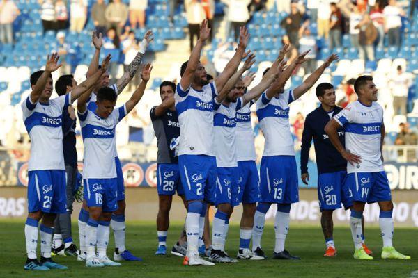 Presidentes de la ANFP da por finalizado el Torneo y Universidad Católica es campeón