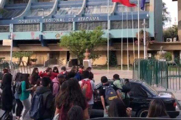 Fiscalía formalizará este lunes a conductor por atropello a manifestantes en Copiapó
