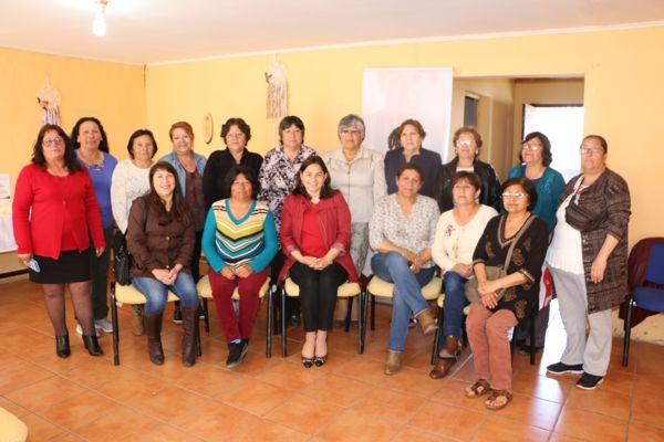 Centro de madres de Caldera finalizo proyecto FFOIP