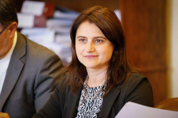 """Diputada Sofía Cid: """"Para 2020 se proyecta un Presupuesto que tiene que buscar el equilibrio entre la agenda social y la responsabilidad fiscal""""."""