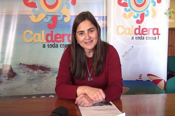 Alcaldesa de Caldera anuncia sueldo mínimo de 500 mil pesos a sus funcionarios