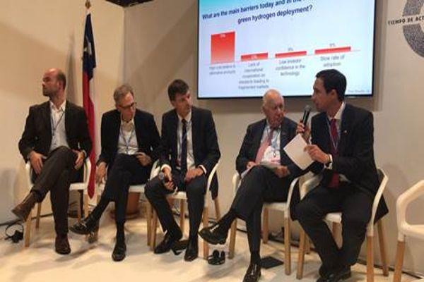 En el Día de la Energía COP: 10 países de América Latina y El Caribe anuncian meta de 70% de energías renovables a 2030