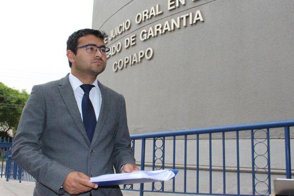 Imputado de homicidio cumplirá prisión preventiva luego de formalización de la Fiscalía