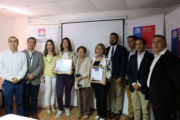 Reconocen a ganadora nacional y regional del concurso Mujer Empresaria Turística 2019