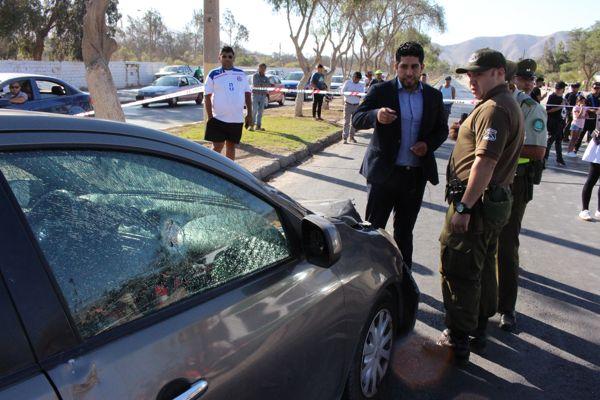 Fiscalía ordenó diligencias investigativas después de fatal atropello de adolescente en Copiapó