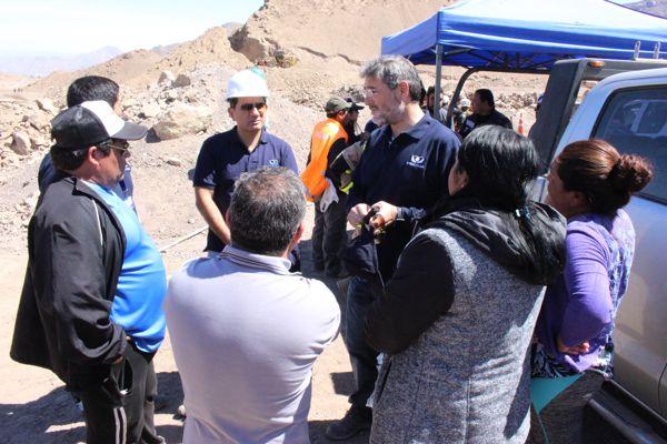 Fiscalía y equipos expertos continuarán este viernes   con rastreo y búsqueda de Catalina Alvarez