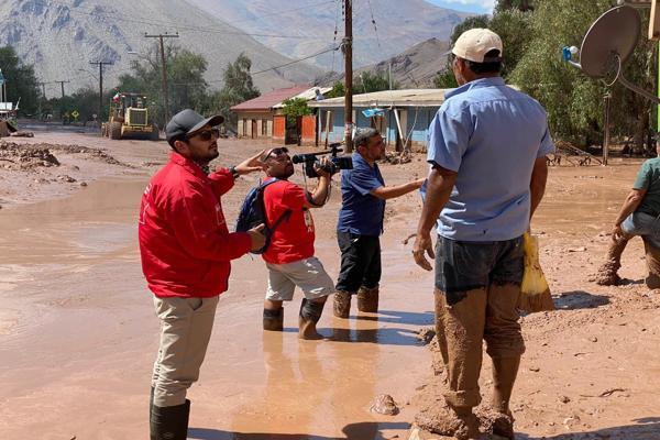 PYMES de la provincia de Chañaral fueron visitados por equipo de Ministerio de Economía en apoyo por emergencia climática