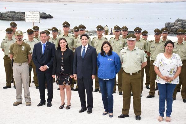 Gobierno junto a Carabineros de Atacama lanzan Plan Verano Seguro 2020