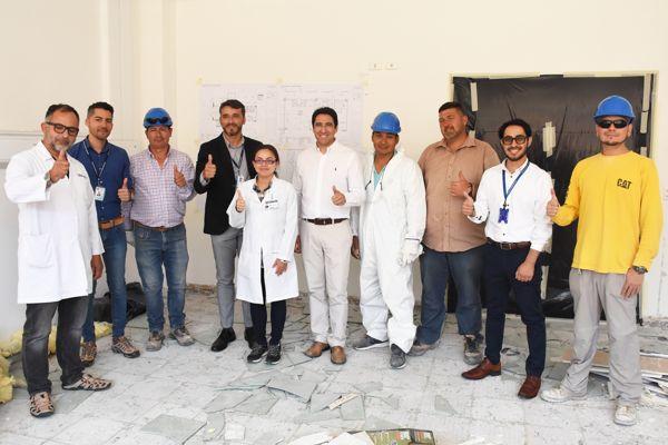 Gobierno Regional y Servicio de Salud inician obras para Unidad de Quimioterapia en Hospital Regional de Copiapó